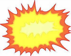 Clipart - Explosion