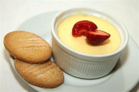 creme dessert picture of downham anchor restaurant ely tripadvisor