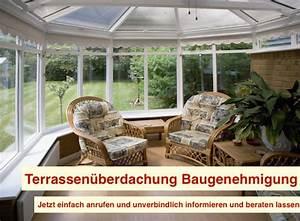 Baugenehmigung Terrassenüberdachung Reihenhaus : terrassen berdachung baugenehmigung berlin ~ Lizthompson.info Haus und Dekorationen