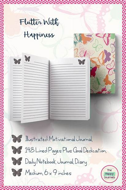 Journal Personal Lined Development