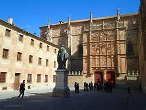 Patio De Escuelas Mayores Salamanca