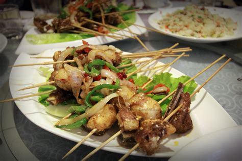 cuisine halal halal food in guilin from malaysia to the