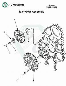 Idler Gear Assembly