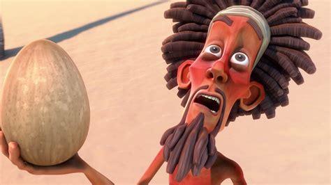 Robinson Crusoe 3d Animation Short