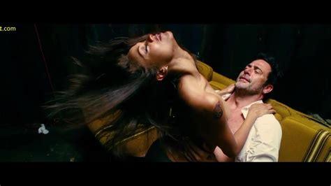 Zoe Saldana Nude Sex Scene In The Losers Movie Hd Porn E