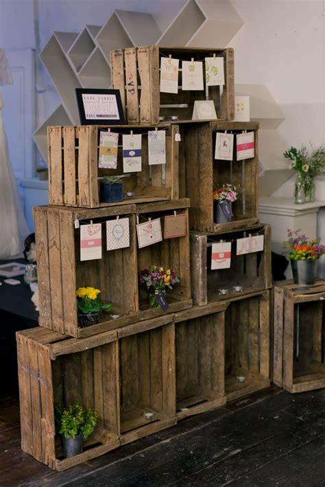 caisse en bois extension maison plan de tables et tables