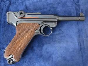 Cmr Classic Firearms    Luger 9mm Mauser 1940