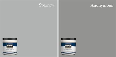 behr sparrow behr anonymous paint it gray pinterest master bedrooms rooms and