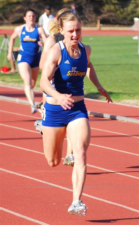 Candid Girls Track And Field New Photo