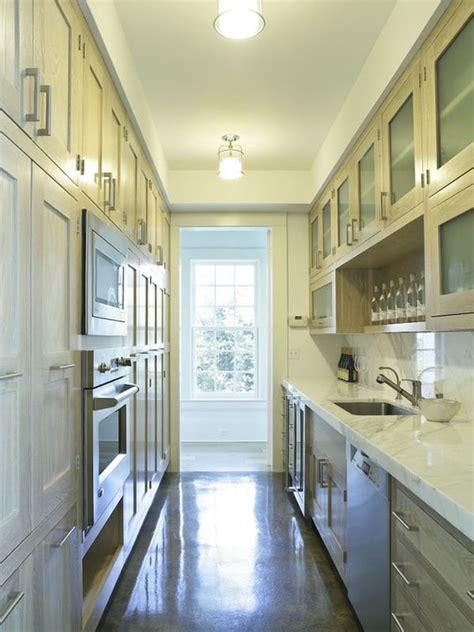 interior designs  long  narrow kitchens