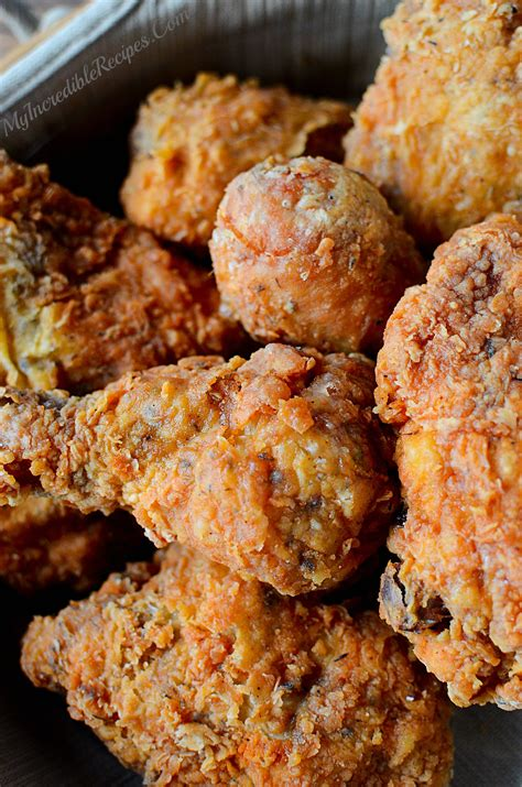 southern kfc secret fried chicken recipe
