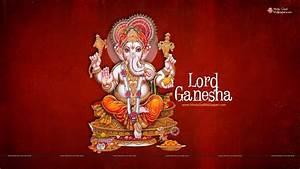 1080p Lord Ganesha HD Wallpaper Full Size 1920x1080 Download