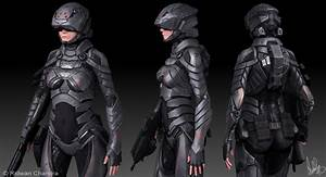 Female Sci-Fi armor inspiration and ideas | Space Armor ...