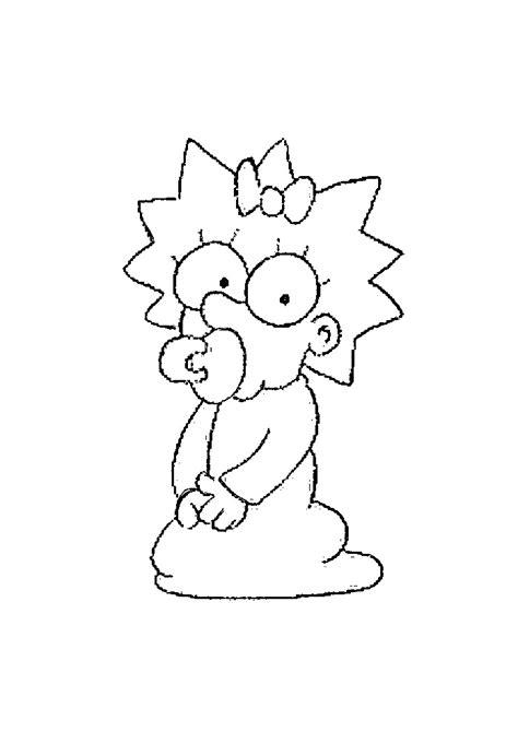 De Simpsons Kleurplaten by De Simpsons2 De Simpsons Kleurplaten Kleurplaat