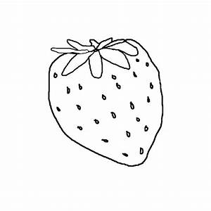 clip art black and white | Collaboration Clip Art: Fruit ...