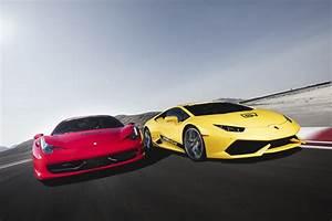 Ferrari Vs Lamborghini : press resources speedvegas ~ Medecine-chirurgie-esthetiques.com Avis de Voitures