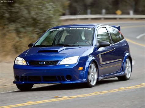 Focus Saleen by Saleen Ford Focus S121 N2o Picture 06 Of 58 Front Angle
