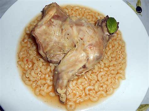 recette de cuisine de regime recette de soupe lapin coquillettes toujours