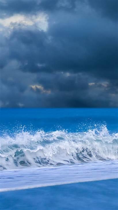 Iphone Plus Waves Wallpapers Beach Dynamic Wallpapersafari