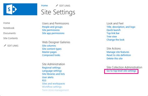 edit user template office 365 manage rss feeds for a site or site collection sharepoint
