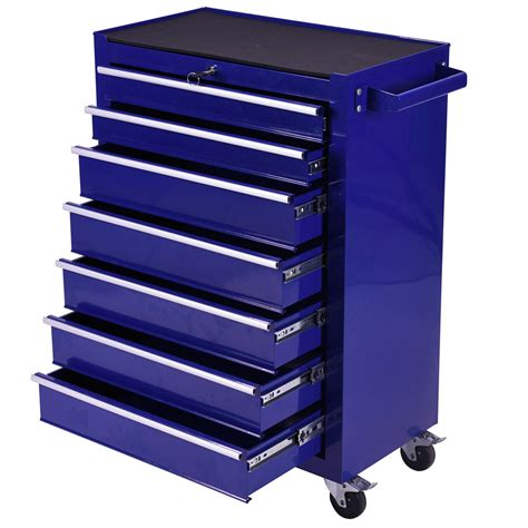 7 drawer rolling tool cabinet bentley 25 39 39 7 drawer metal tool box rolling cabinet chest