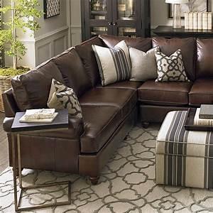 custom leather sectional sofa cleanupfloridacom With custom sectional sofa atlanta
