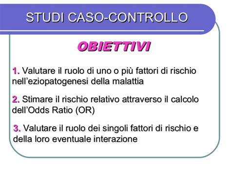 Studi Caso Controllo by Studi Caso Controllo Coorte Sper Ok