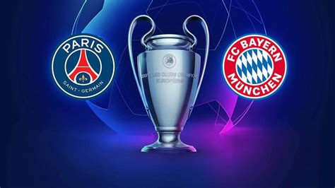 Psg Vs Bayern / Psg V Bayern Munich Live Stream Watch The ...