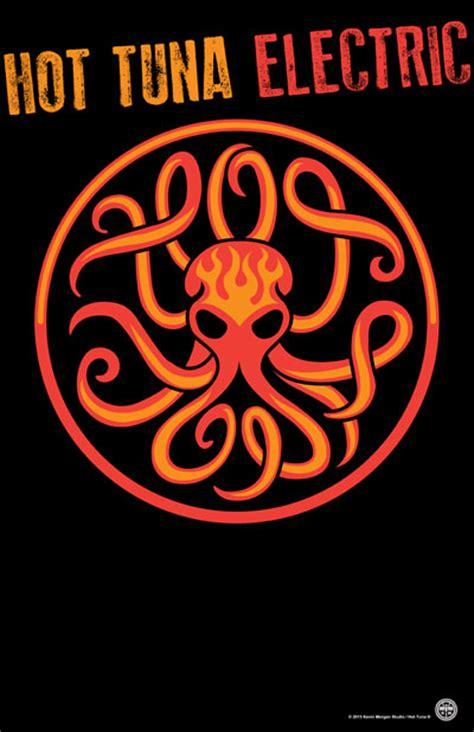 Athens Ohio Halloween by Electric Tuna Octopus Kevin Morgan Studio Artwork