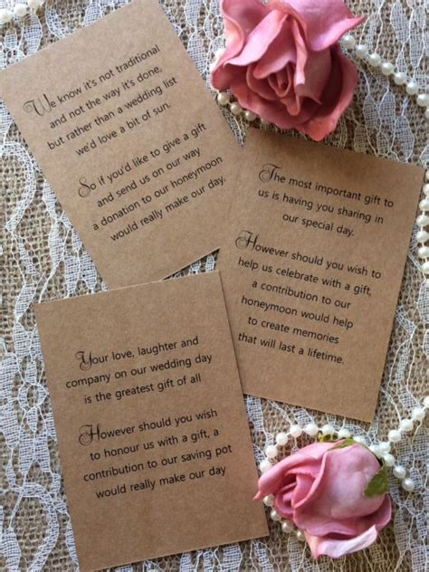 image result  engagement honeymoon fund request boho