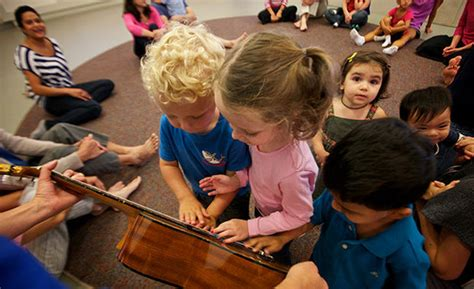 5 Ways Music Can Support Early Learning