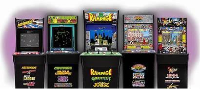 Arcade Classic Cabinets Arcade1up Arcades