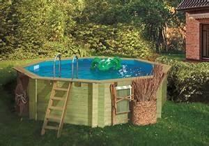 Gartenpool Zum Aufstellen : holzpool schwimmbecken aus holz holzoptik pool ~ Watch28wear.com Haus und Dekorationen