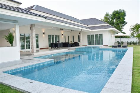 hua hin nord superbe villa 3 chambres 224 proximit 233 d un golf hua hin location vacances maison