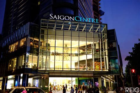 Saigon Centre | VIETGUYS - Mobile Marketing Solutions