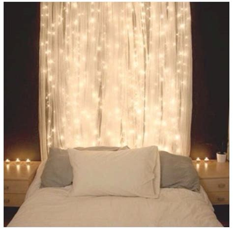 Pool Noodle Headboard by 17 Best Ideas About Curtain Over Bed On Pinterest Bed