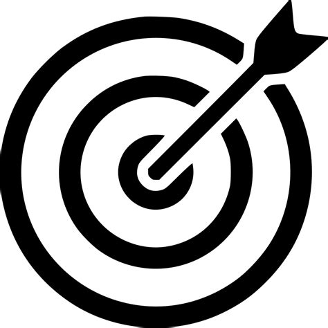 Bullseye Svg Png Icon Free Download (#521112 ...