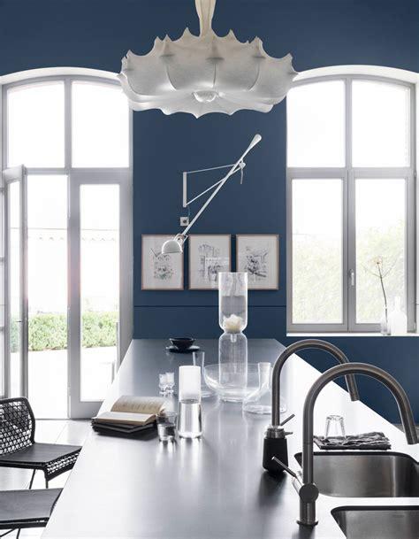 cuisine bleu marine cuisine colorée découvrez toutes nos inspirations