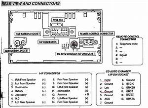 Stereo Wiring Diagram For 2002 Mitsubishi Lancer
