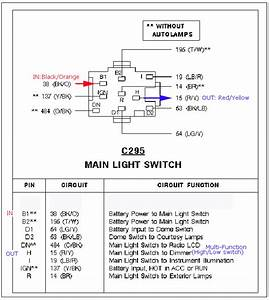21 New Ford Ranger Headlight Switch Wiring Diagram