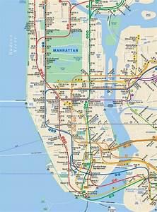 New York City Mta Nyc Subway Map The Map