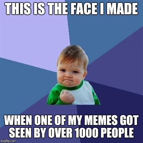 Victory Meme Face - victory baby imgflip