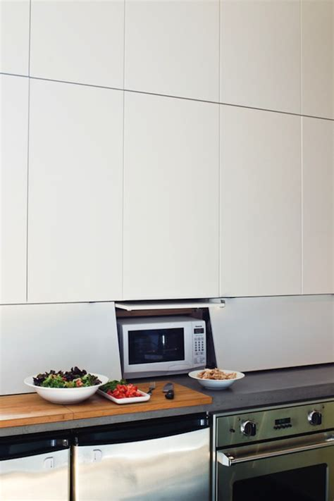 Hidden Microwave Design Ideas