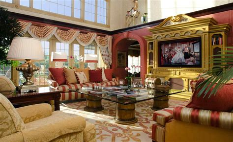 Traditional Interior Design Ideas For Living Rooms