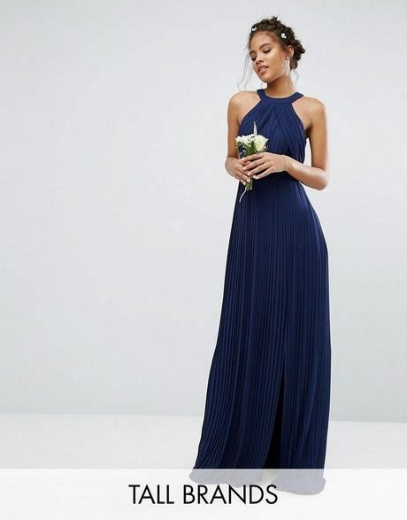 robe pour mariage bleu marine et blanc robe longue bleu marine mariage