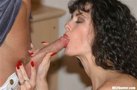 Tongue Bj From A Curly