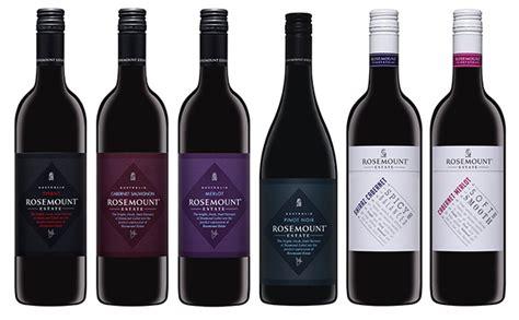 wines    rosemount estate