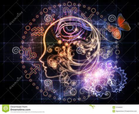 astrological profile stock image image