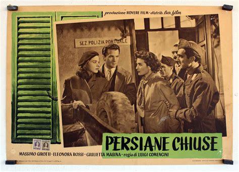 Persiane Chiuse by Quot Persiane Chiuse Quot Poster Quot Persiane Chiuse Quot