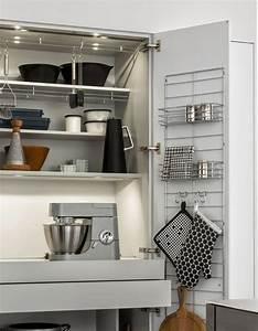 Toutes nos astuces déco pour aménager une petite cuisine Elle Décoration